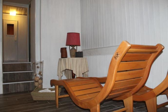 Hotel con Sauna e Sala Massaggi Spoleto