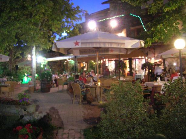 Serate all'Hotel di Chiusi vicino Chianciano Terme