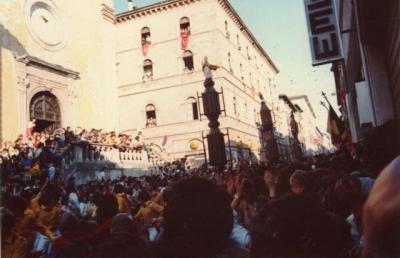 Gubbio and the Corsa dei Ceri