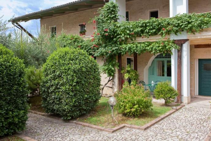 Residenza in Umbria immersa nel verde