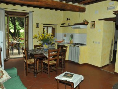 Appartamenti con cucina e Terrazzo Panoramico