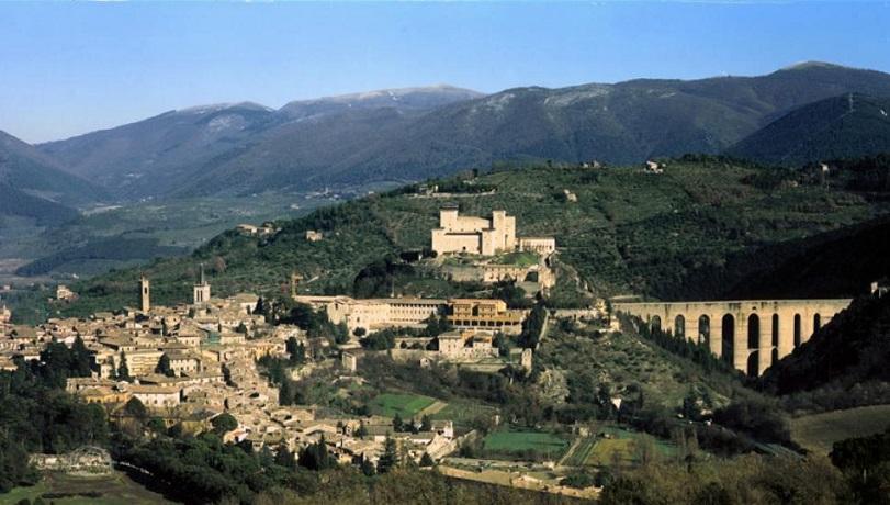 Dove dormire vicino Spoleto