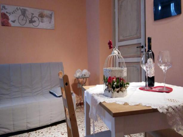 Bed and Breakfast Acquasparta Mini Suite Musica