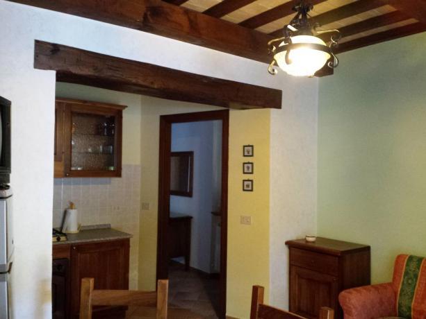 Appartamento per 8 persone in Umbria-Bettona