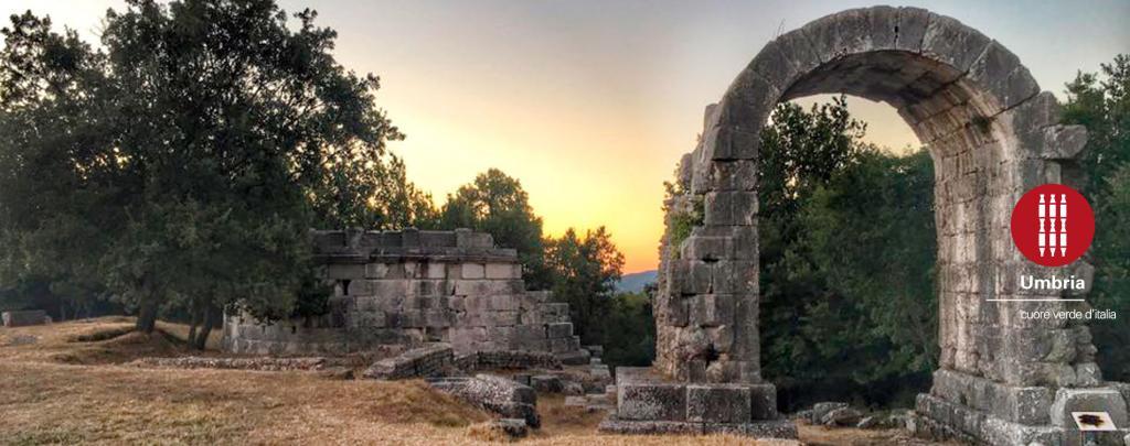 Agriturismo vicino San Gemini carsulae-cammino-protomartiri-francescani