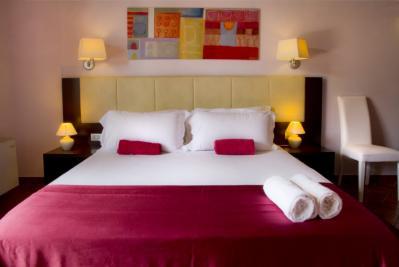 Suite elegante e moderna