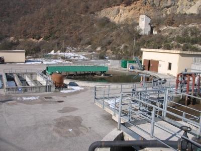 Depurazione: impianto biologico