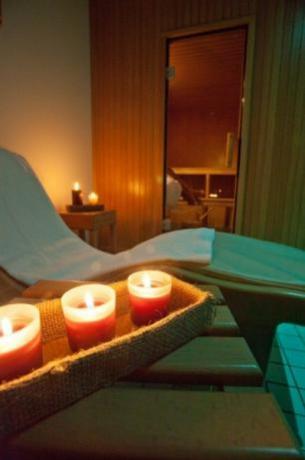 centro massaggi in spa convenzionata