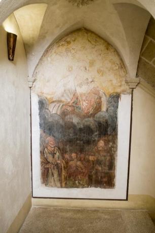 Hotel con stupendi affreschi a Galatina