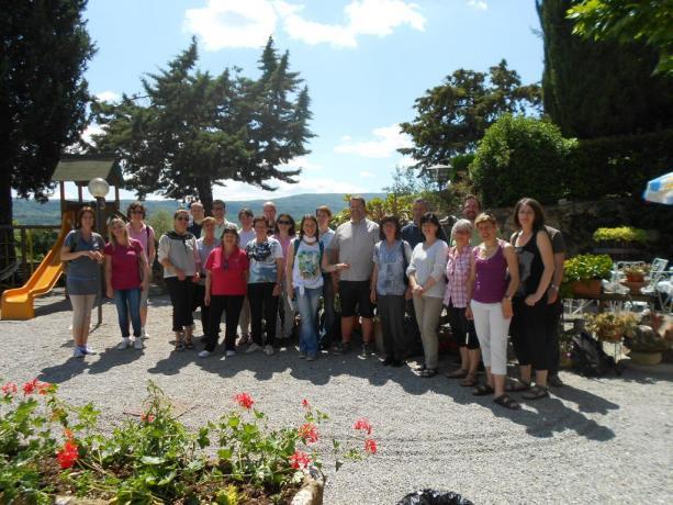 Ospiti hotel vicino Città della Pieve