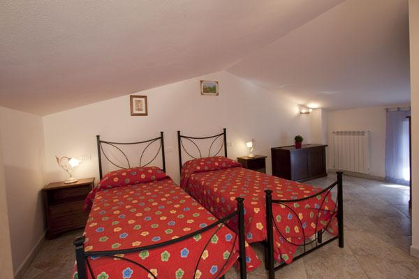 Appartamento Granaio a Cortona in Casa Vacanze