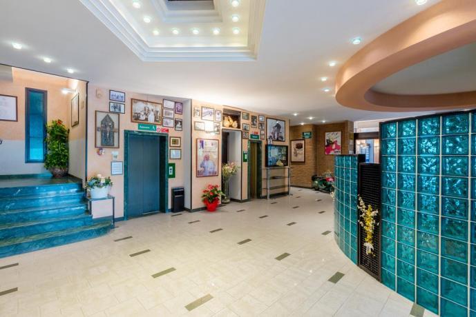 Hall: albergo assisi ideale per gruppo numeroso