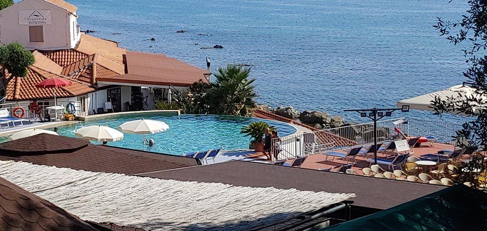 Spiaggia Privata con Animazione in Villaggio-Palinuro