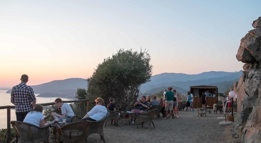 Residence con vista sul Mar Mediterraneo