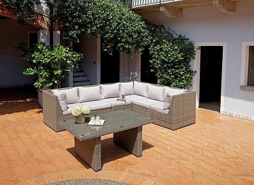 Occasione mobili da giardino in rattan mobili da esterno for Regalo mobili da giardino