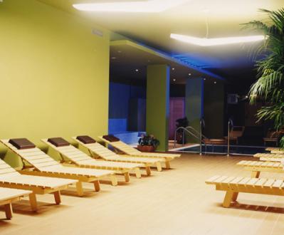 Sala Relax post sauna