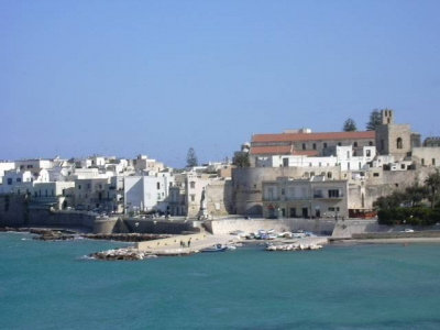 Hotel near the sea in Otranto in the province of Lecce