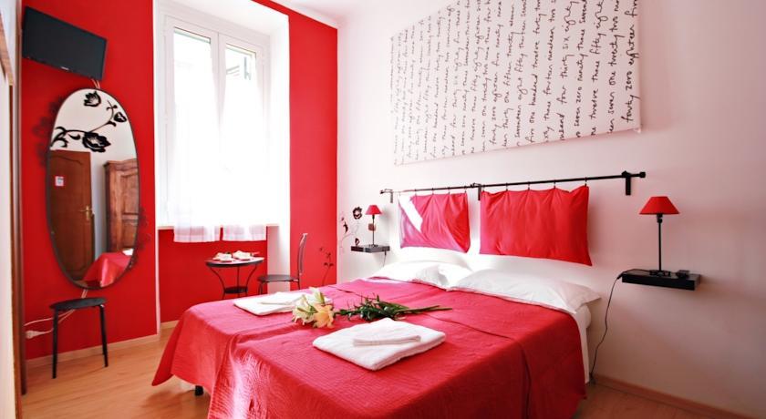 Camera confortevole con aria condizionata