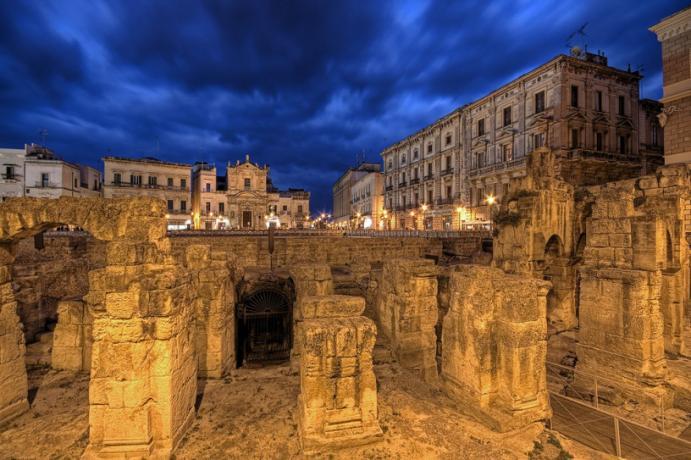 Appartamenti vacanza nel centro storico di Lecce