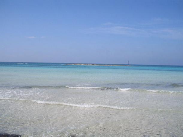 Villaggio nei pressi Spiaggia Torre San Giovanni