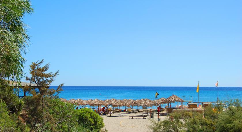 Spiaggia del villaggio in Sardegna