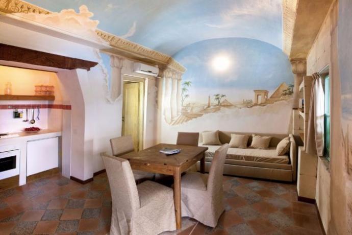 Appartamenti vicino Perugia suite con Soggiorno