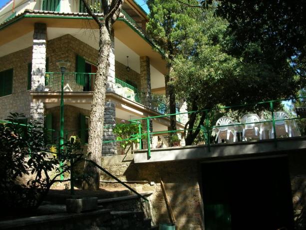 Affittacamere a Corciano con terrazza esterna