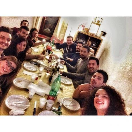 casale con salone per gruppi vicino Frosinone