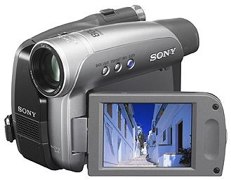 Sony Videocamera DCR-HC27E