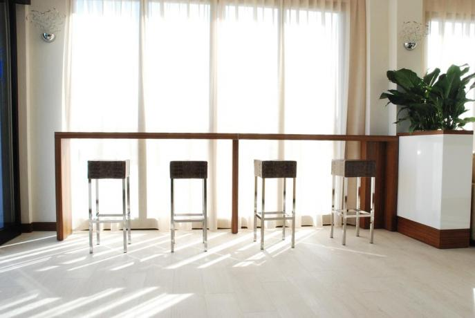 Hotel 3 stelle MilanoMarittima vicino al mare