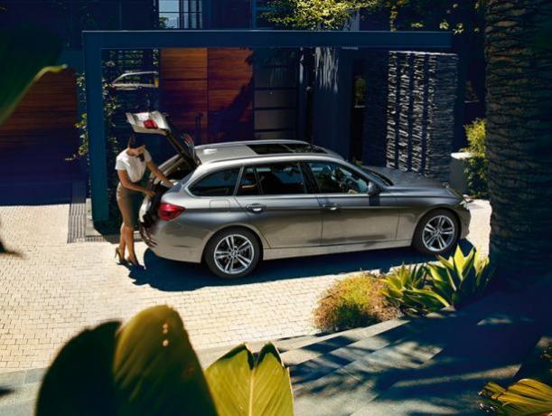 Noleggio Lungo Termine BMW SERIES 3 basso costo
