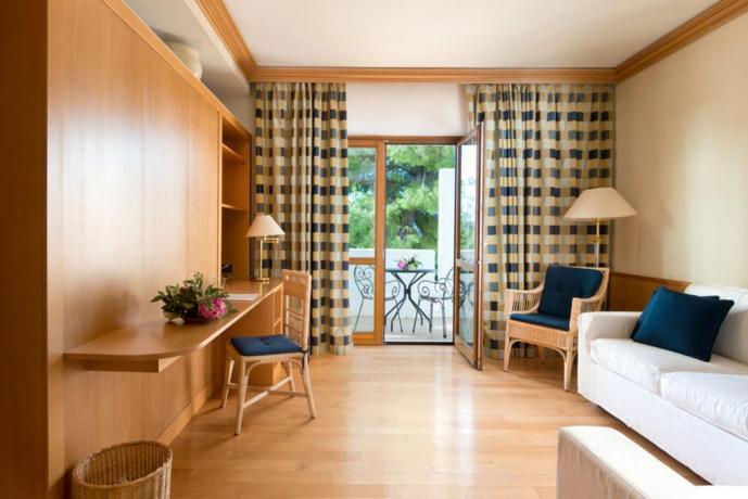 Junior Suite dell'albergo in Puglia