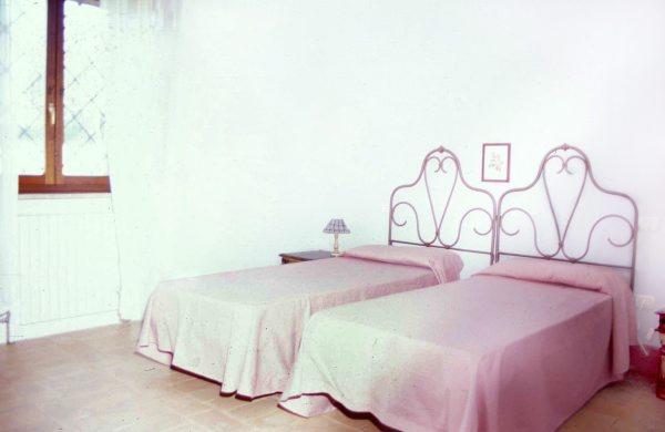 Glicine camera da letto