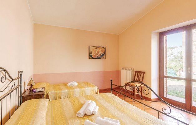 Appartamento Vacanza Trilo 5/7 - camera 1