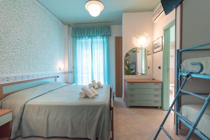 Camera con Grande-Balcone-sul-mare con Giardino-Palinuro-Centola