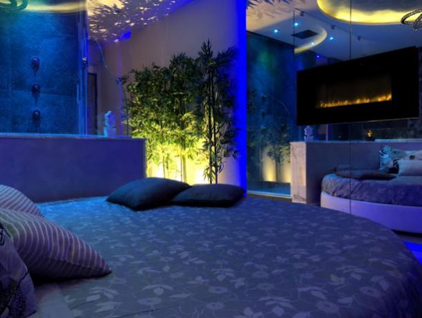 Camera Romantica con Percorso Benessere esclusivo