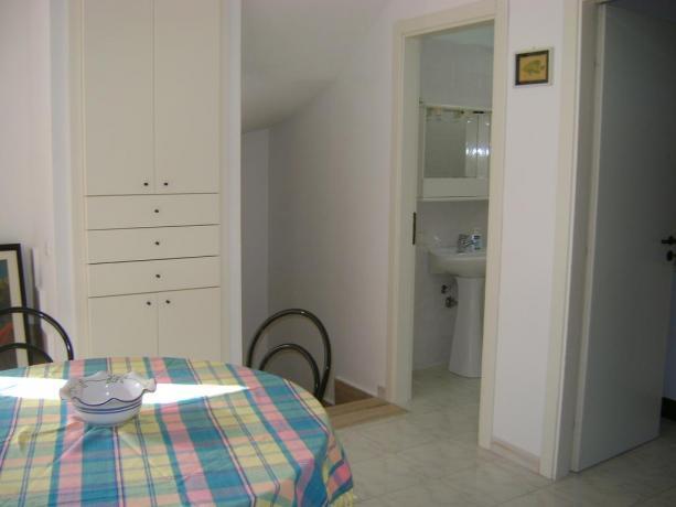 Appartamenti in Puglia con bagno privato