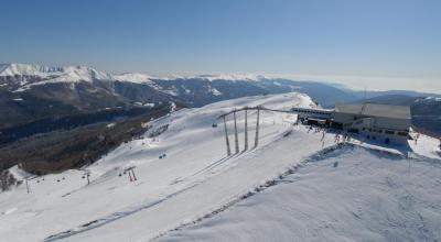 Impianti risalita e piste da scii
