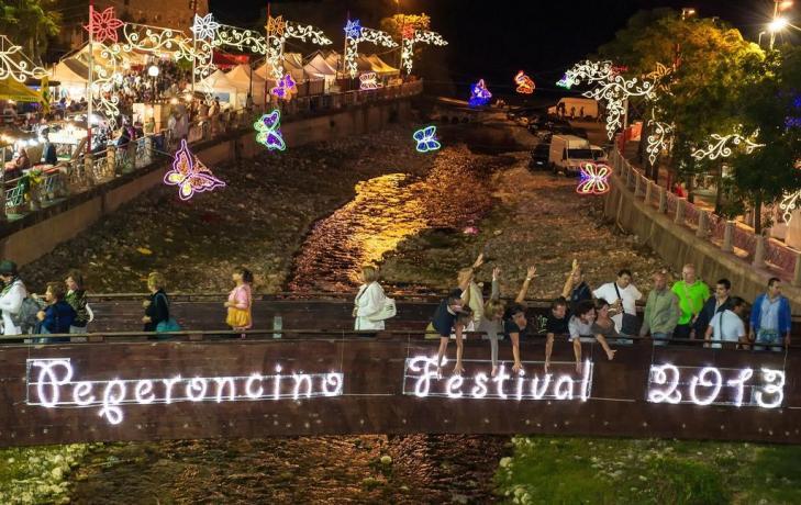 Peperoncino festival a Diamante