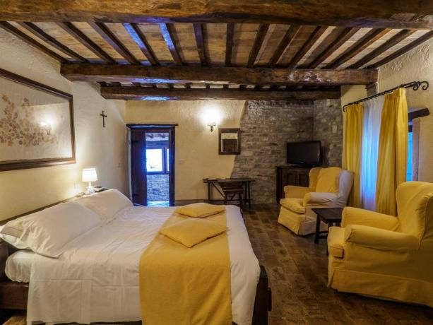 Camera Superior - Hotel in Assisi