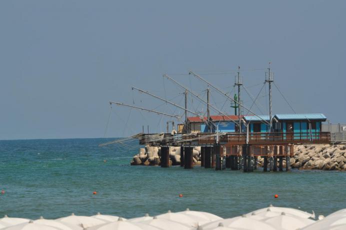 Hotel a Fano con spiaggia a pochi metri
