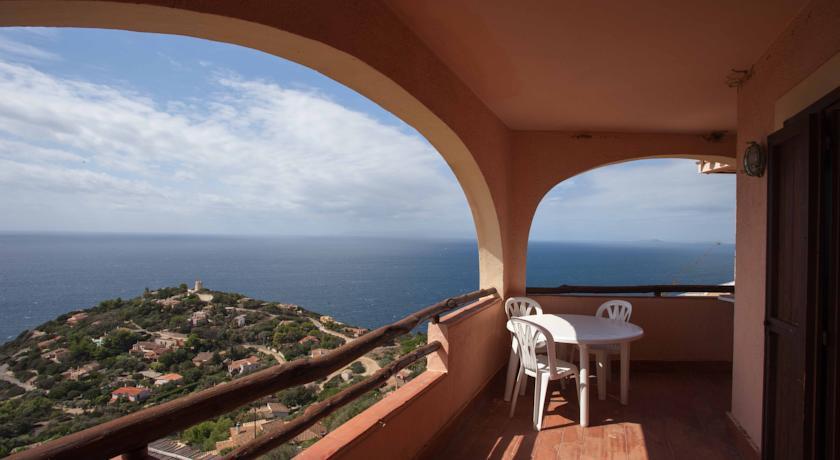 Appartamenti con terrazza vista mare