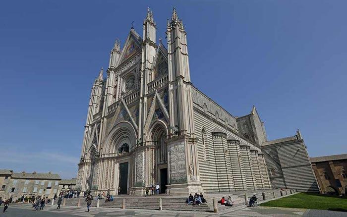 Agriturismo soli 20 minuti dal Duomo di Orvieto