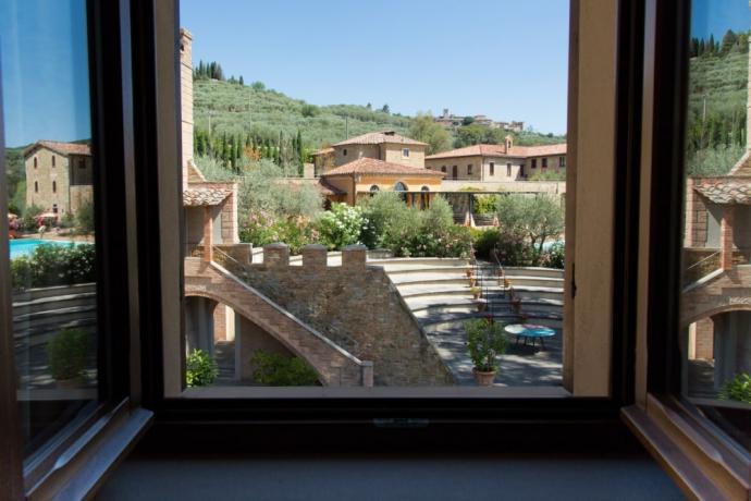 Anfiteatro parco hotel5stelle Perugia