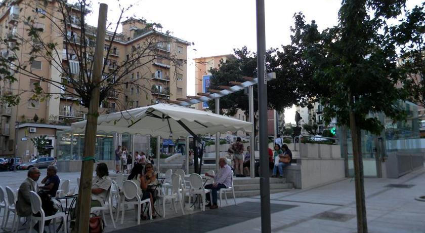 Panorama dal BB di Napoli