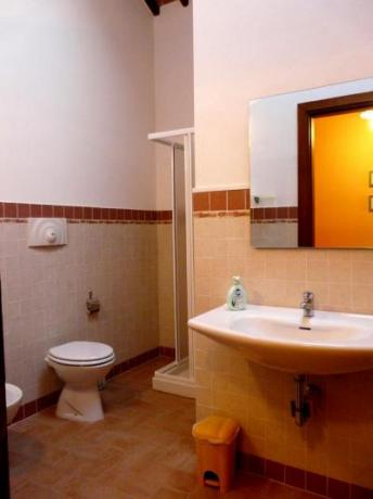 Appartamento Acacia Bagno privato con doccia