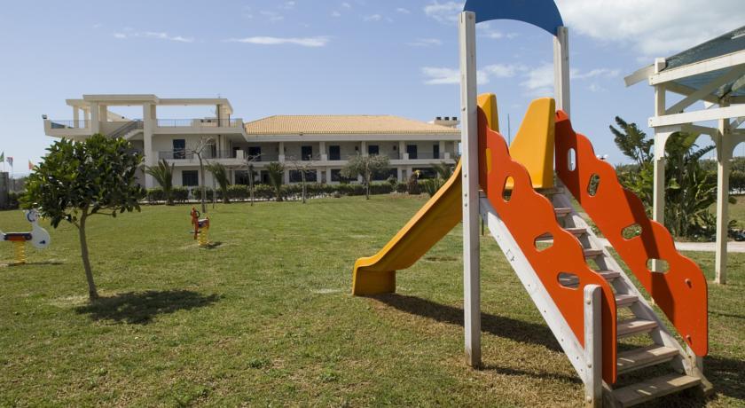Villaggio ideale per famiglie con Bambini Scoglitti