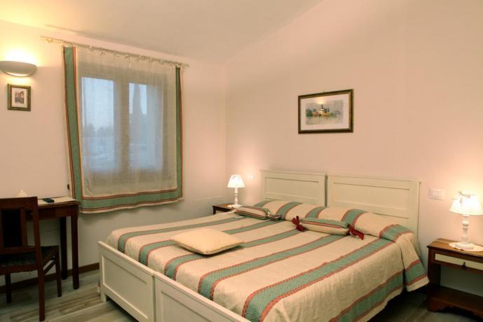 Camera Matrimoniale Appartamento ad Assisi