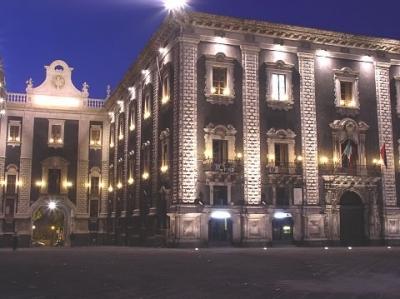 Palazzo Chierici, catania