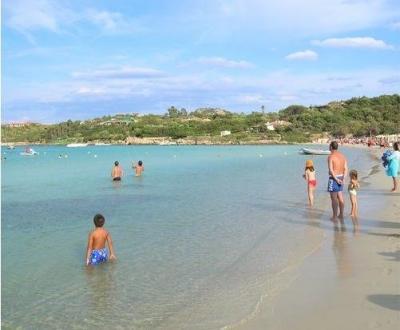 Vacanza Sardegna spiaggia di sabbia